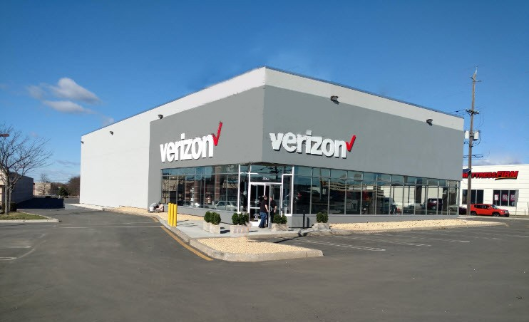 Verizon Relocates On Route 18 East Brunswick New Jersey